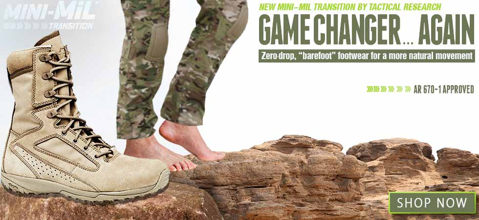 Are Oakley Boots Authorized In The Army