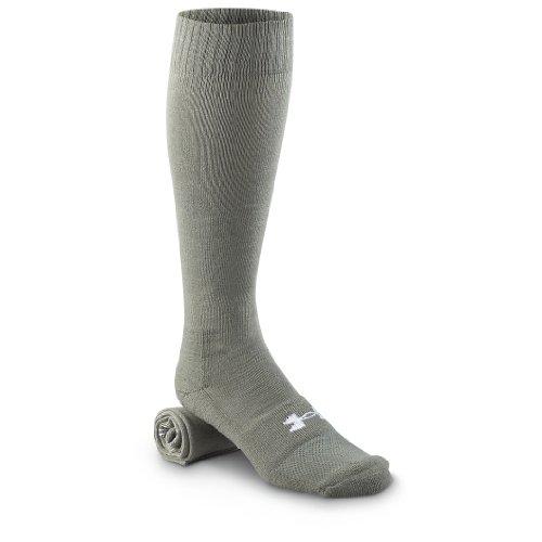 Under Armour Men S Heatgear 174 Boot Sock Authorized Boots