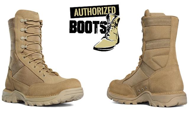 AR 670-1 Compliant Danner Rivot Review | Authorized Boots