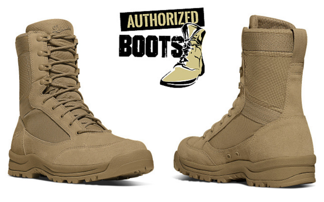 AR 670-1 Compliant Danner Tannicus | Authorized Boots
