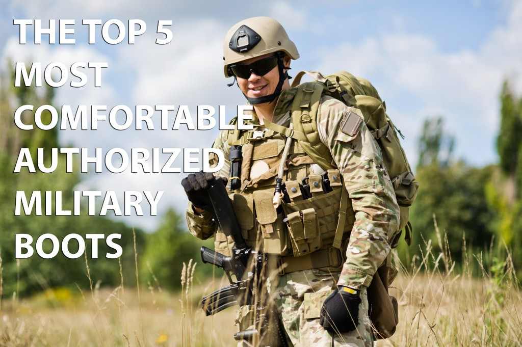 The Top 5 Most Comfortable Military Boots 2019
