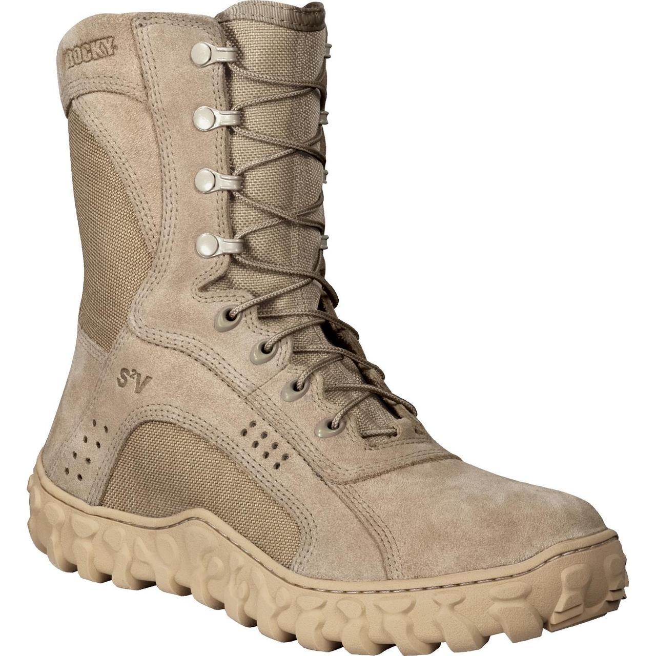a9716bf4ee1 Rocky C5C Boot Review AR 670-1 Compliant
