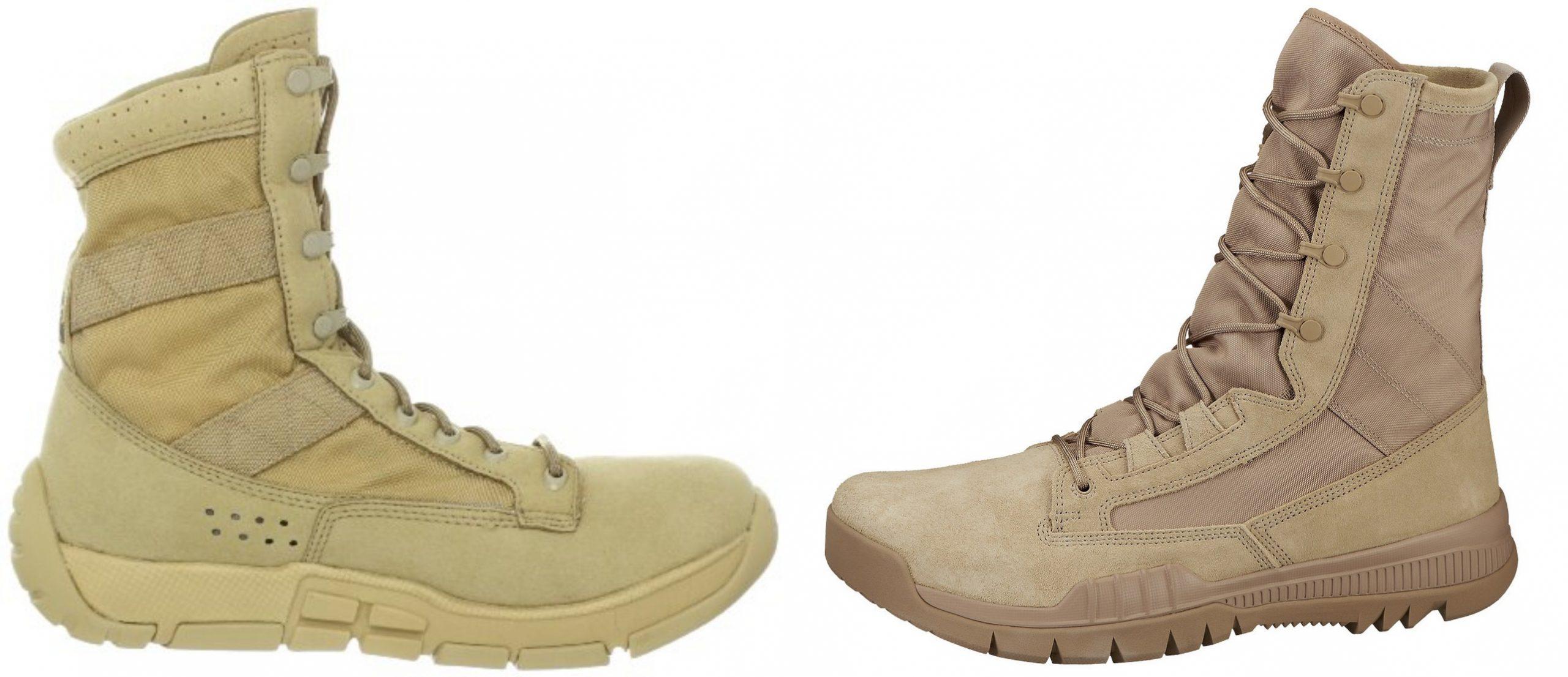 3b9acf5b378a Nike Sage Green Boots Size 6