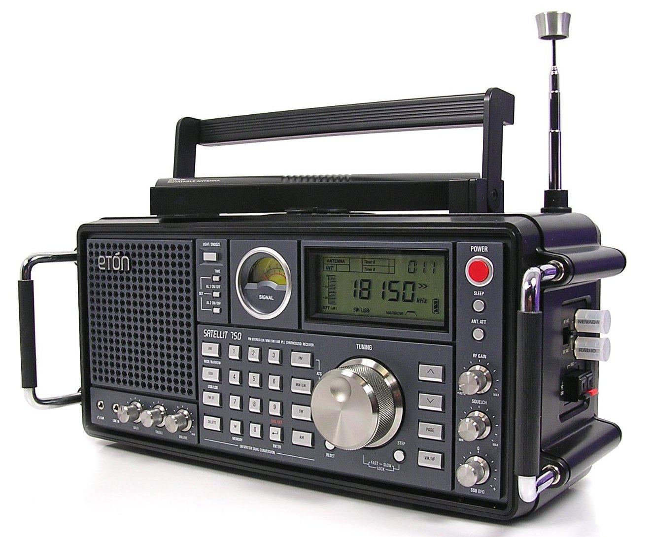 Top 5 Best Shortwave Radio in 2019: Ultimate Buyers Guide