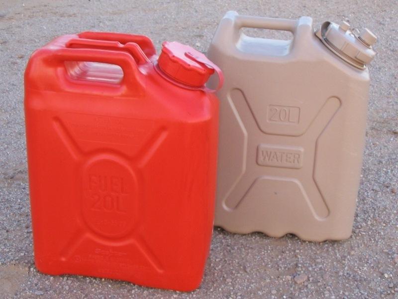 Best Portable Fuel Storage For Survival 2016 Authorized