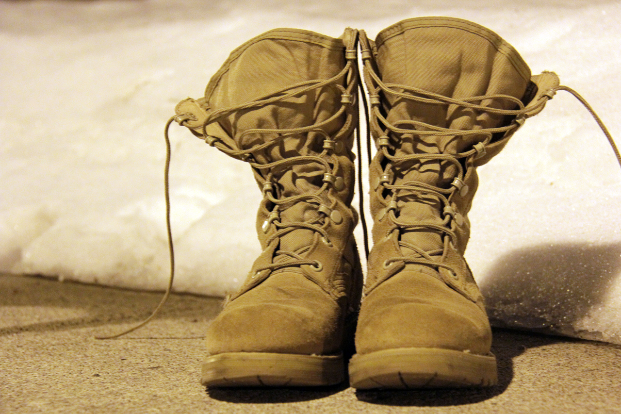 f981451e86d The Evolution of the Modern Military Army Boot   Authorized Boots