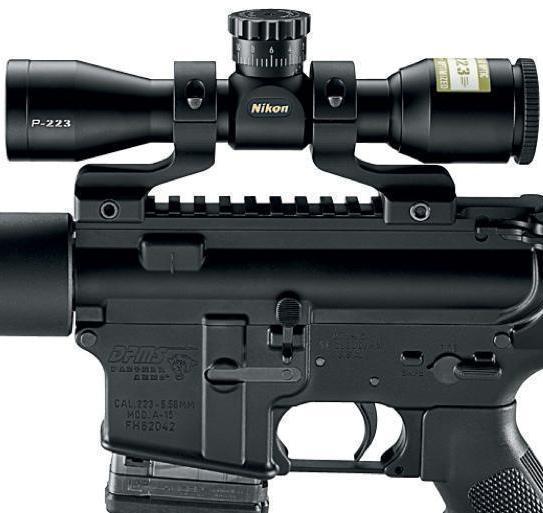 Nikon P-TACTICAL Riflescope .223 3X32 Matte BDC Carbine 16526