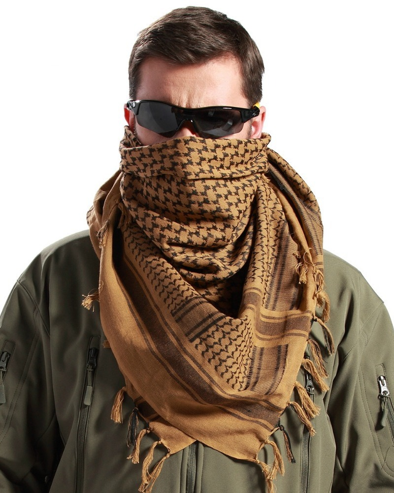 Best Shemagh Tactical Scarf Reviews Amp Their Uses