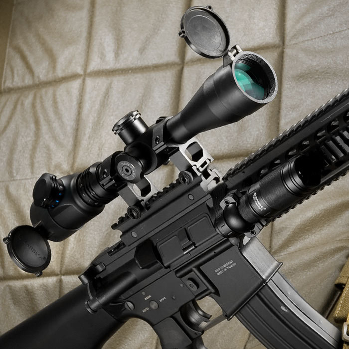 Best Ar 15 Scopes Authorized Boots