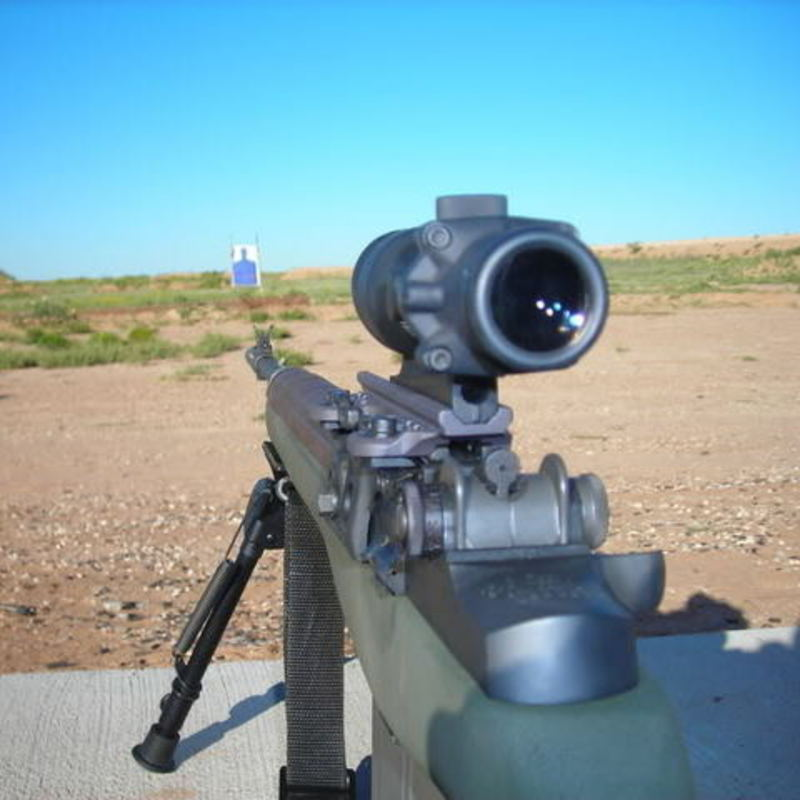 Best Rifle Scope for  308 Winchester | Authorized Boots