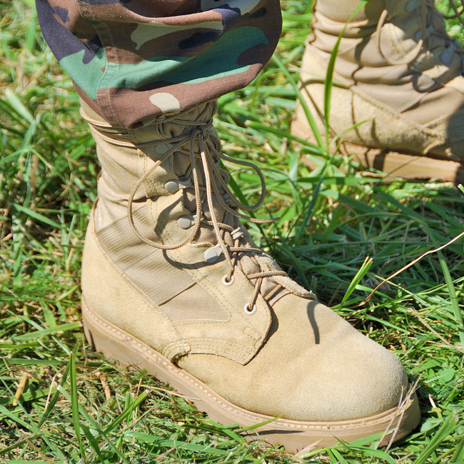 Top 5 Hot Weather Desert Combat Boots Authorized Boots