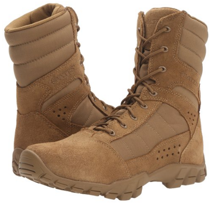 5709afa2093 Bates AR670-1 Compliant Cobra 8 Inch Hot Weather Boots | Authorized ...