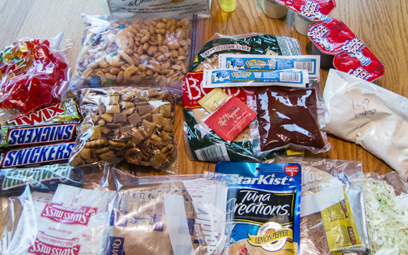 Best Backpacking Food Freeze Dried