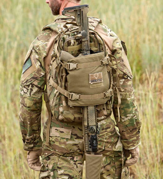 Best Tactical Backpack With Rifle Holder Authorized Boots