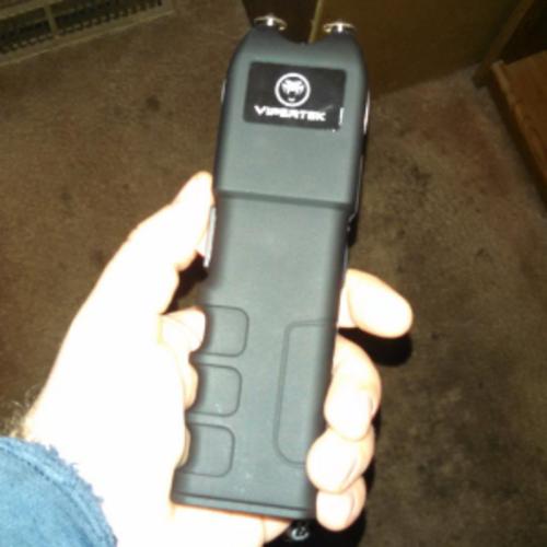 Best Tactical Flashlight Stun Gun | Authorized Boots