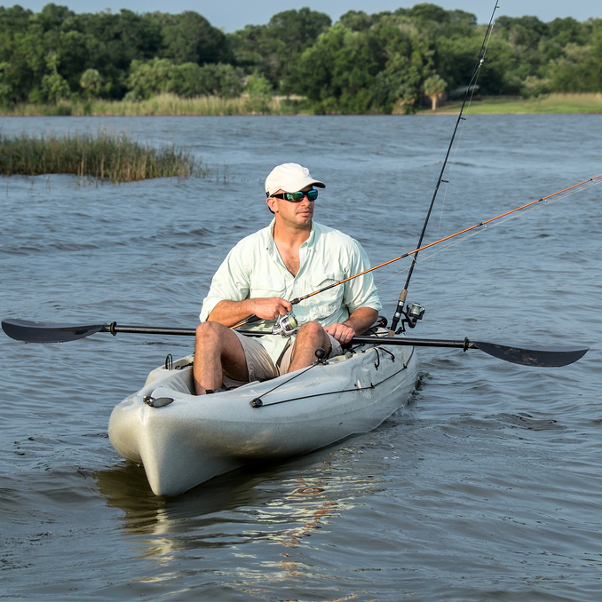 Best fishing kayaks authorized boots for Good fishing kayaks