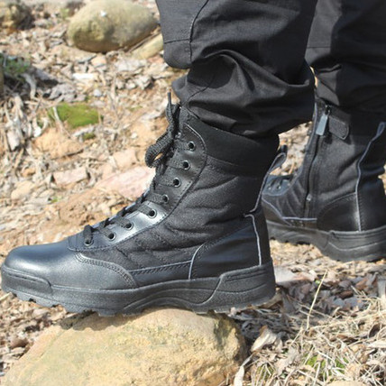 Best Black Shoes for Police Officers