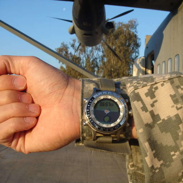 Best Digital Military Watches Authorized Boots