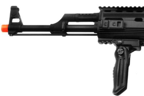 Soft Air Kalashnikov Tactical AK47 Review | Authorized Boots