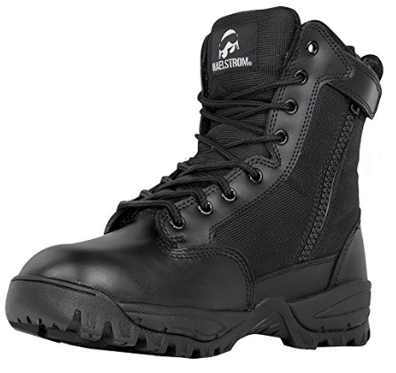 Best Black Shoes for Police Officers | Authorized Boots - photo #46