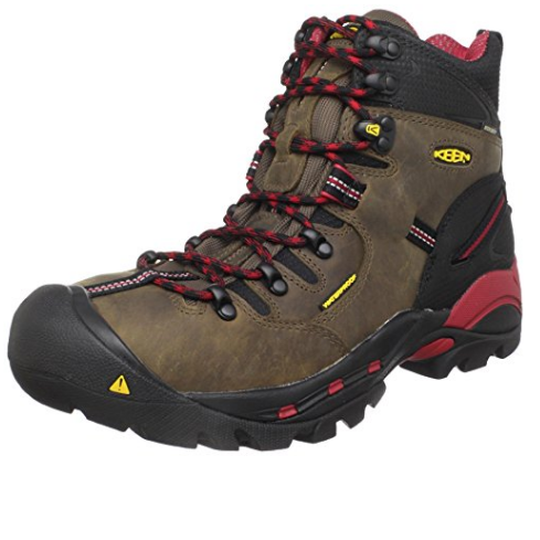 Keen Utility Men S Pittsburgh Work Boot Review
