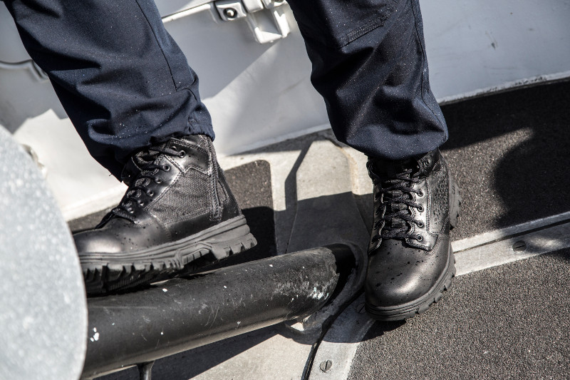 Most Comfortable Police Work Boots Authorized Boots