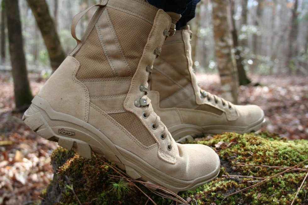 Best Military Jungle Boots Authorized Boots