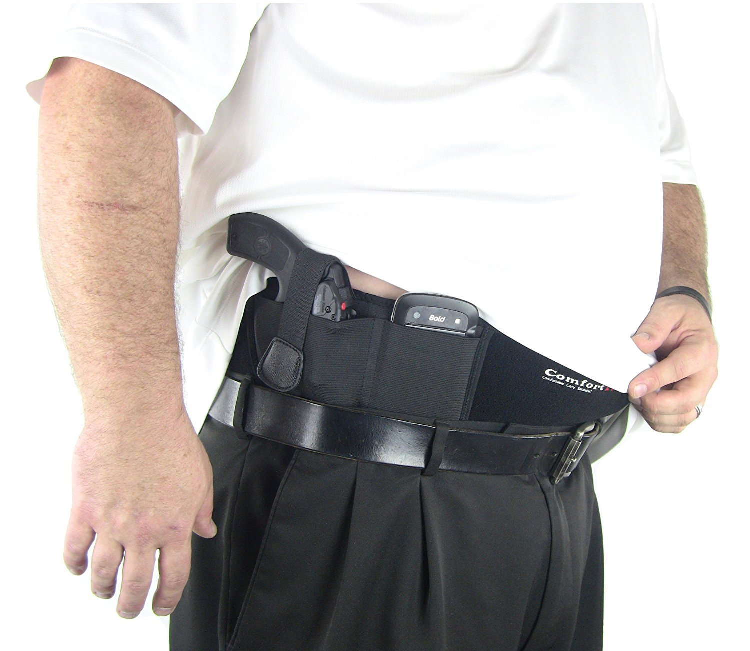 Best Belly Band Holster for Fat Guys | Authorized Boots