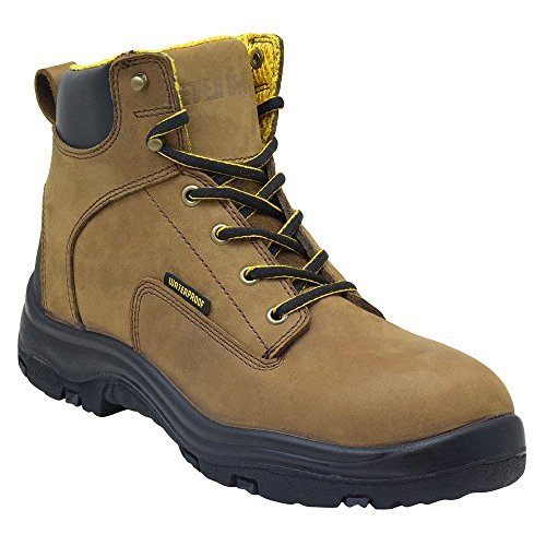 Ever- Boots- Premium-Leather-Waterproof-Insulated-Outsole