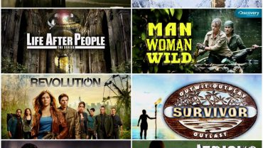Survival Shows on Netflix