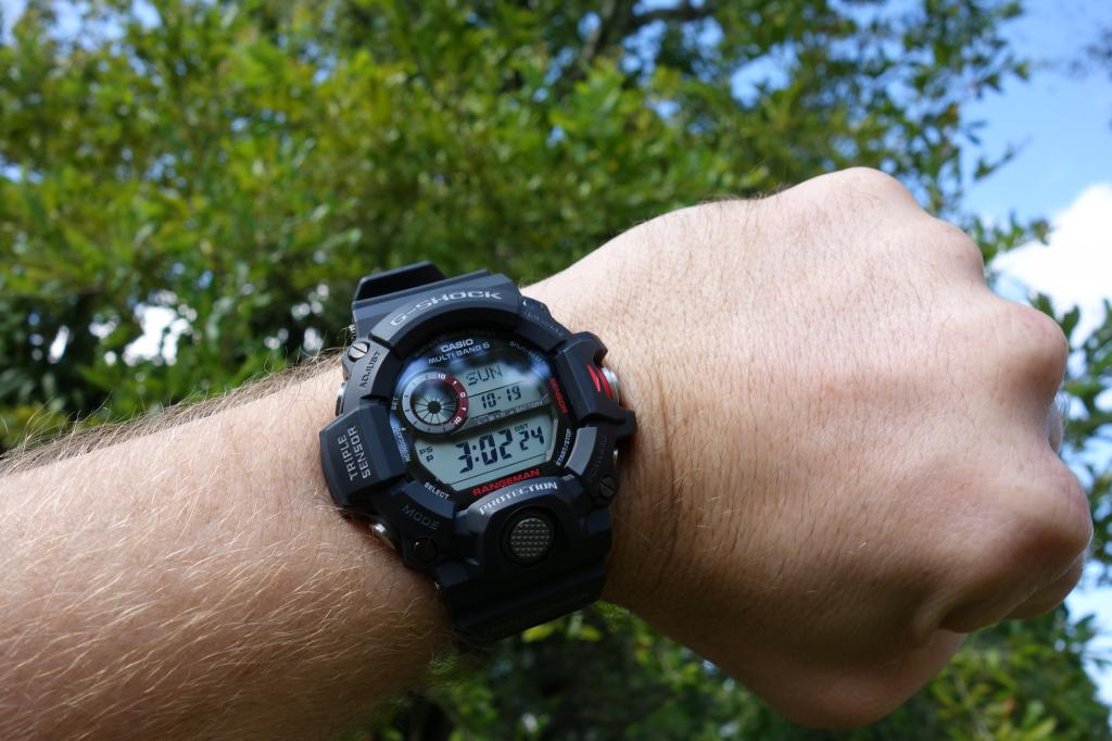 new product 5a32b a1578 GW-9400-1 Master of G Rangeman Review | Authorized Boots