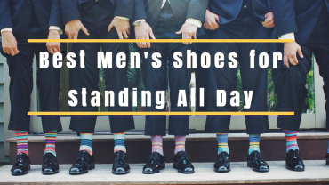 Best Men's Shoes For Standing All Day Reviews
